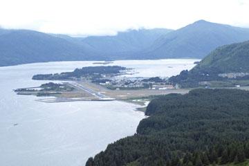 kodiak airport, alaska
